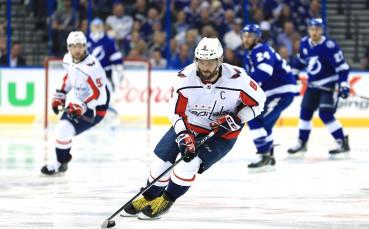 Алекс Овечкин с гол №699 в НХЛ