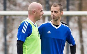 УЕФА бойкотира новия турнир на ФИФА