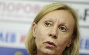 Ефросина Ангелова посети националия по художествена гимнастика