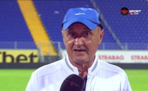 Делио Роси: С мен или не, Левски заслужава да играе в Европа