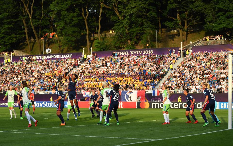 5 гола в продълженията определиха шампиона в женската Шампионска лига
