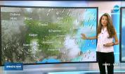 Прогноза за времето (25.05.2018 - централна емисия)