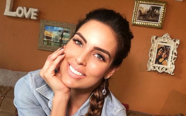 Очарователната актриса Сара Коралес ще вдъхновява националния тим на Колумбия