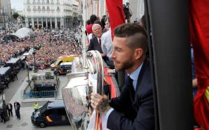 Реал празнува със своите фенове 13-ата