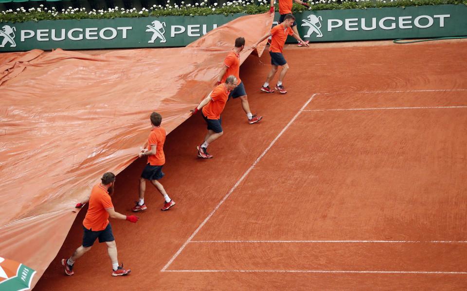 Всички мачове от 11-ия ден на Отритото първенство на Франция