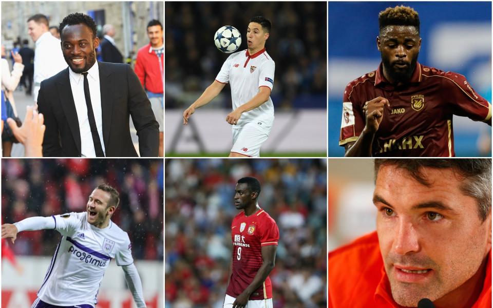 За без пари: Футболният каймак сред свободните агенти