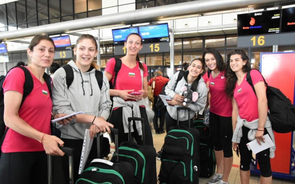 Волейболните националки потеглиха с амбиции за нови 3 победи