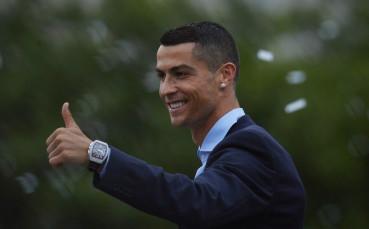 Кристиано Роналдо е платил данъците си в Испания до 2020 година