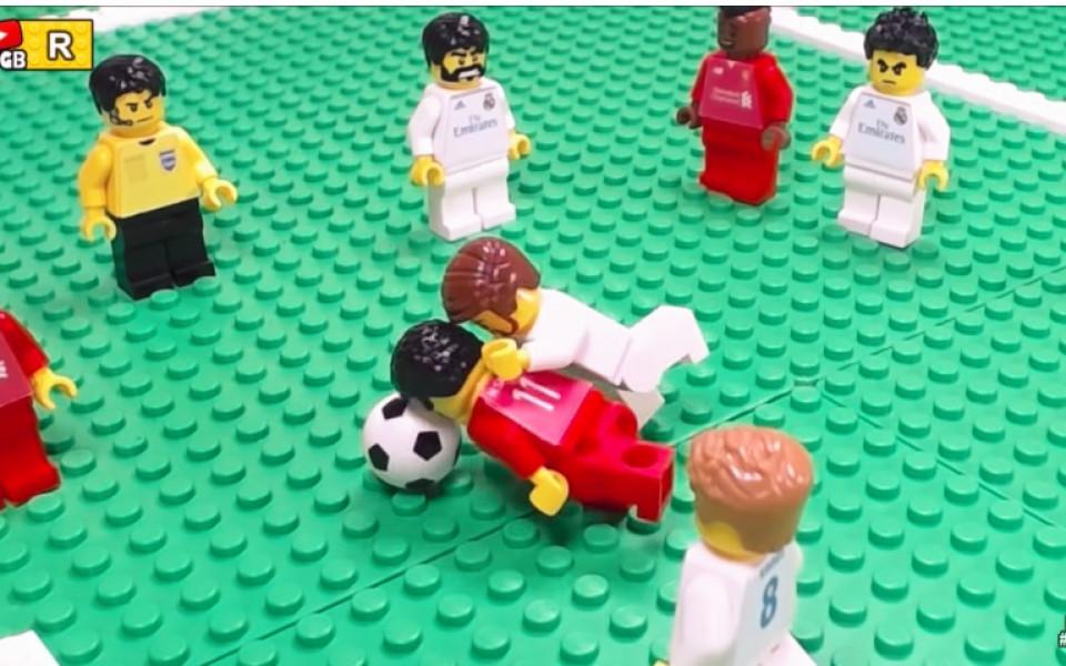 Изгледайте и Лего-финала в Шампионската лига
