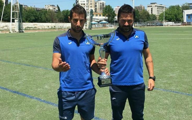 Левски U 16 стана шампион