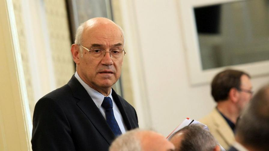 Заради изказване: БСП праща шефа на КЕВР при Цацаров