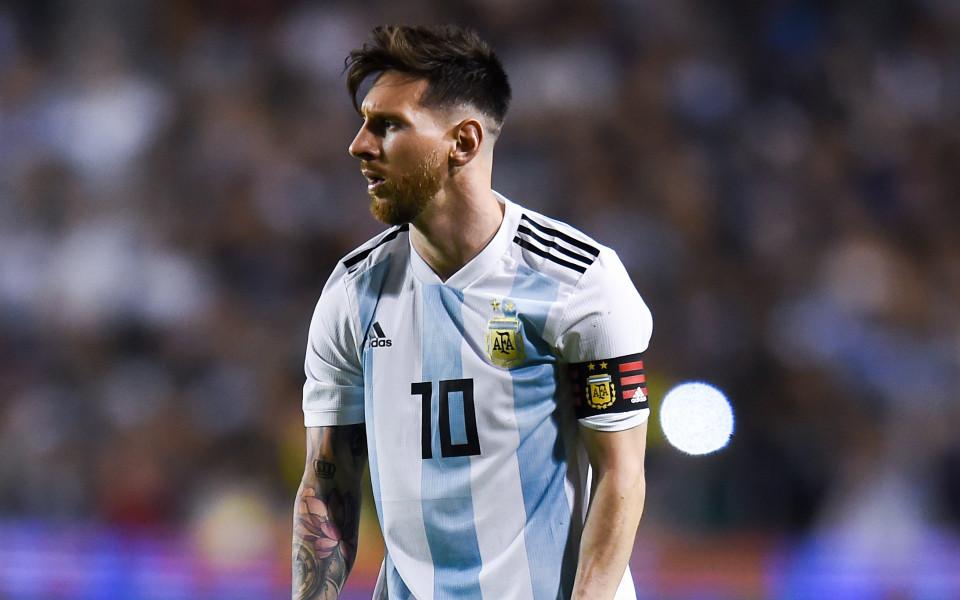 Кабайеро: Ако Меси е добре, и Аржентина ще е на ниво