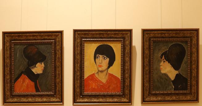 Начало Как да се включа Вдъхновените Един български художник и