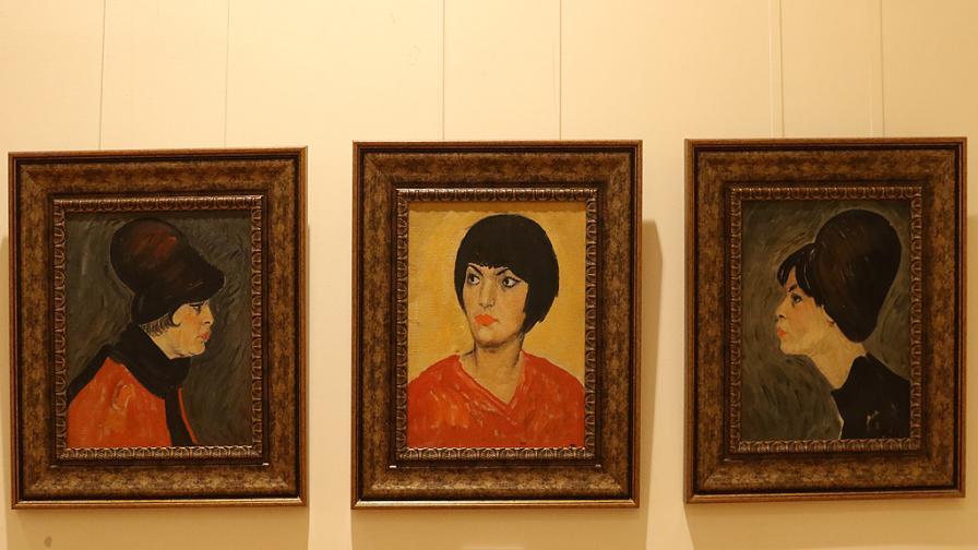 <p>Един български художник и невероятната съдба на таланта</p>