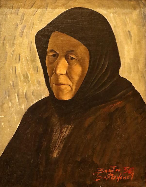 Майката на художника 1936 г.