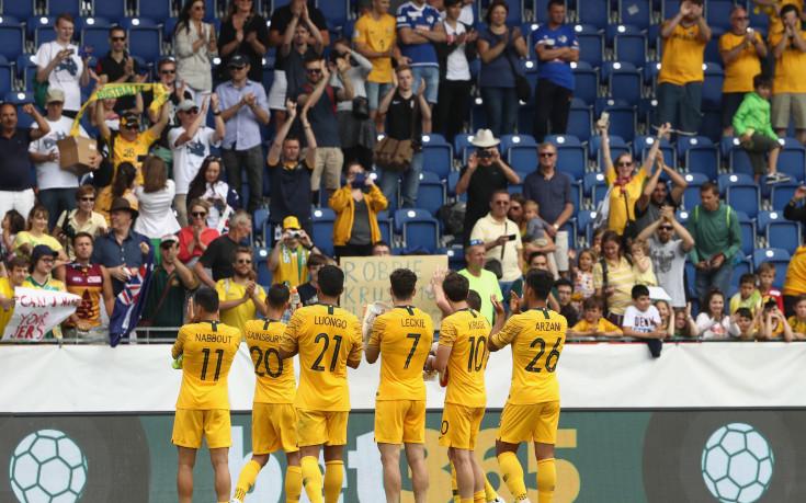 Австралия с разгромен успех преди Мондиал 2018