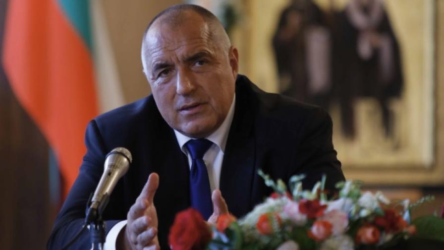 Борисов: Ние сме за солидарност, преди не бяхме подготвени