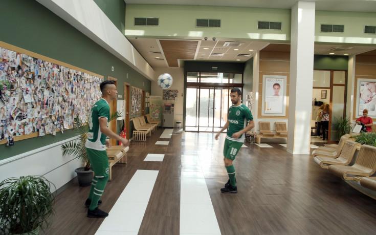 Лудогорец смаяха пациенти и лекари в болница