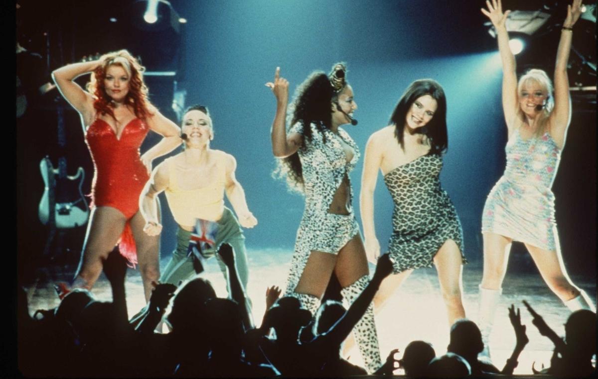 Прякорите на Spice Girls са им дадени от списание, а не са измислени от тях самите.