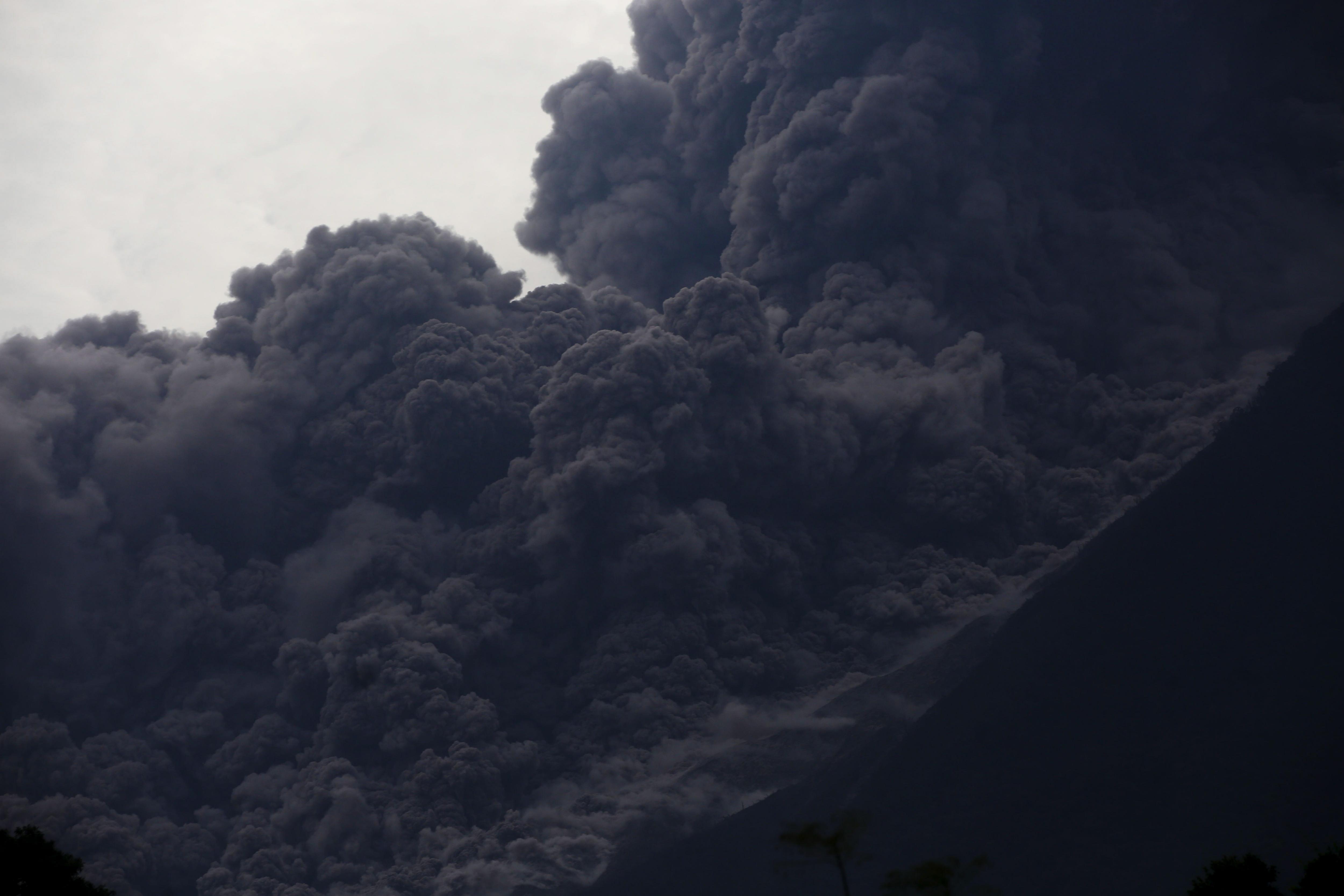 вулкан, Гватемала