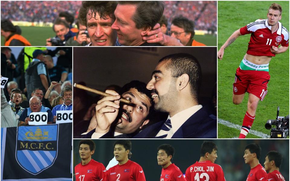 Най-невероятните наказания във футбола