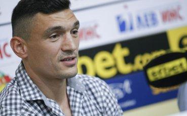 Клаудиу Кешеру е номер 1 в Лудогорец за 2018