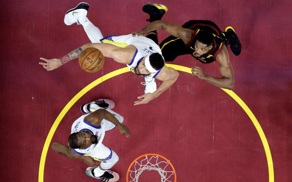 Ръководството на Националната баскетболна асоциация обмисля варианта да проведе цялата