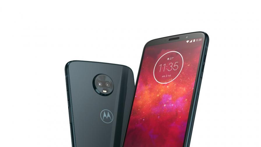 Motorola представи модулния смартфон Z3 Play