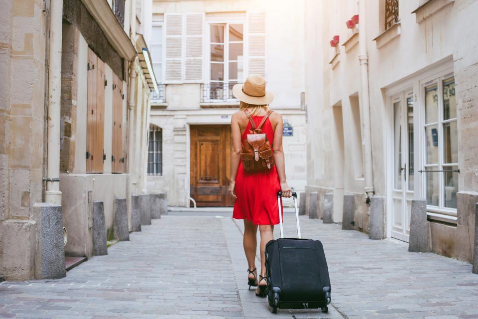 пътуване лято