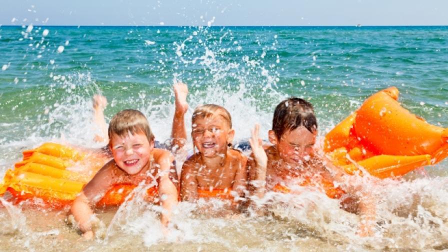 С деца на море: как да изберем ол инклузив