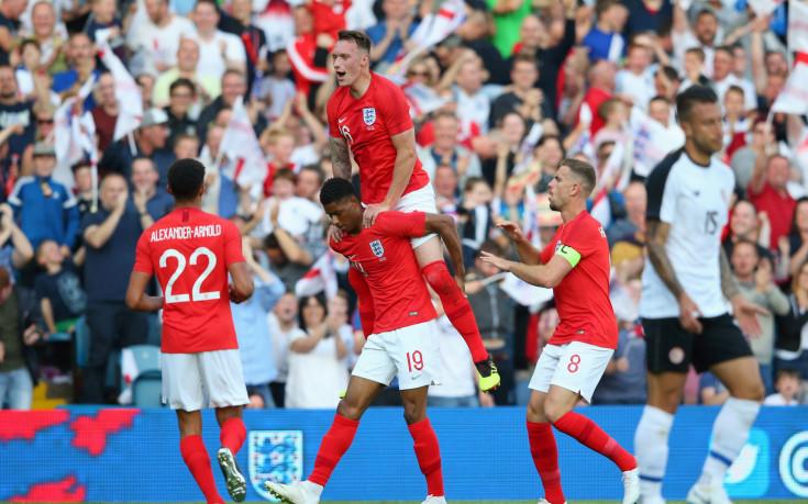 Англия би Коста Рика в генерална репетиция преди Мондиал 2018