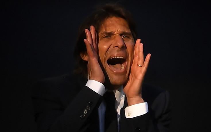 Антонио Конте сряза Реал Мадрид