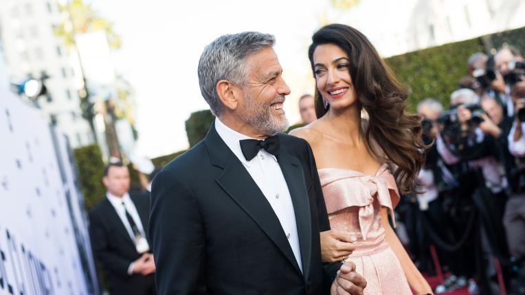 Амал Джордж Клуни Известни