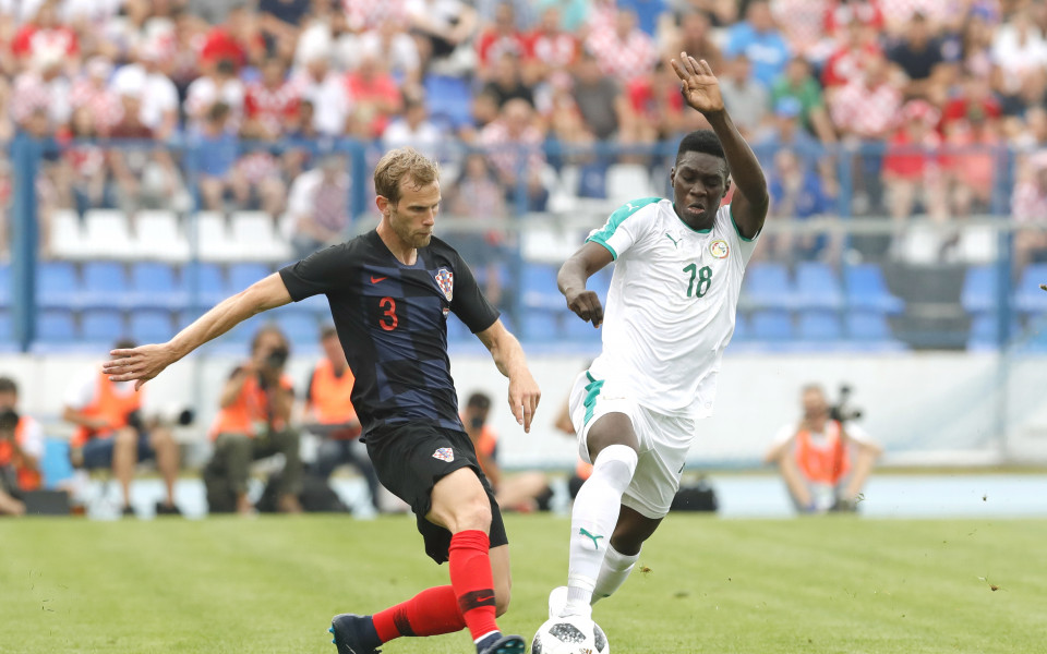 Хърватия обърна Сенегал в контрола между финалисти