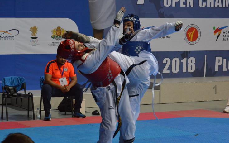 17 медала и нов рекорд на Мултиевропейското по таекуондо