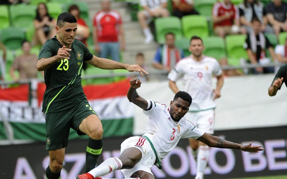 Австралия надви Унгария в мач с два автогола
