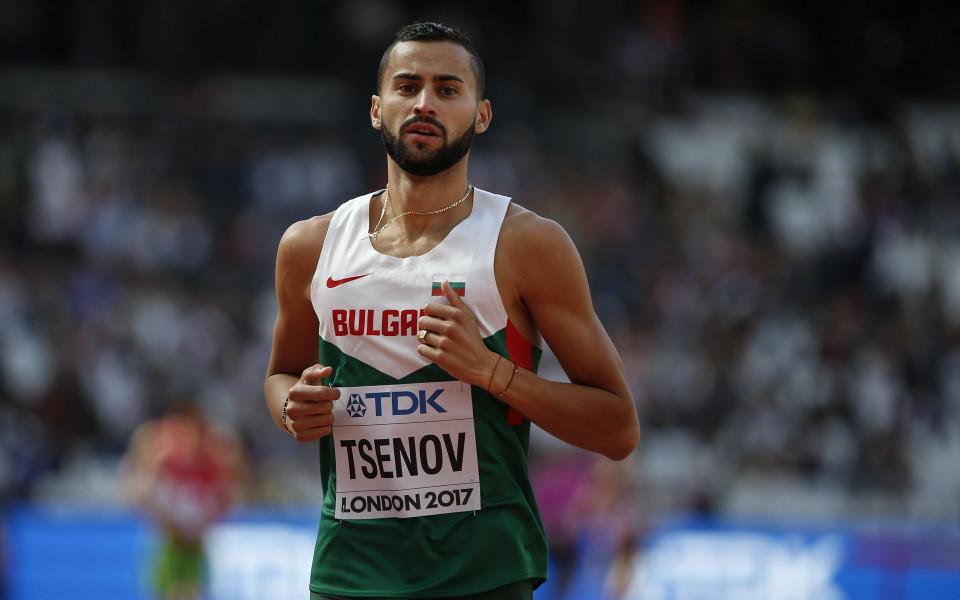 Митко Ценов с успех на 1500 метра на турнир в Белград