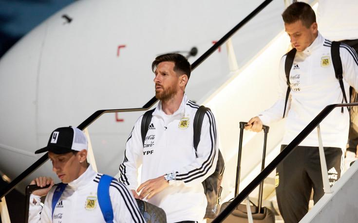 Аржентинците вече на руска земя