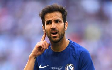 Фабрегас: Азар е много важен за Челси