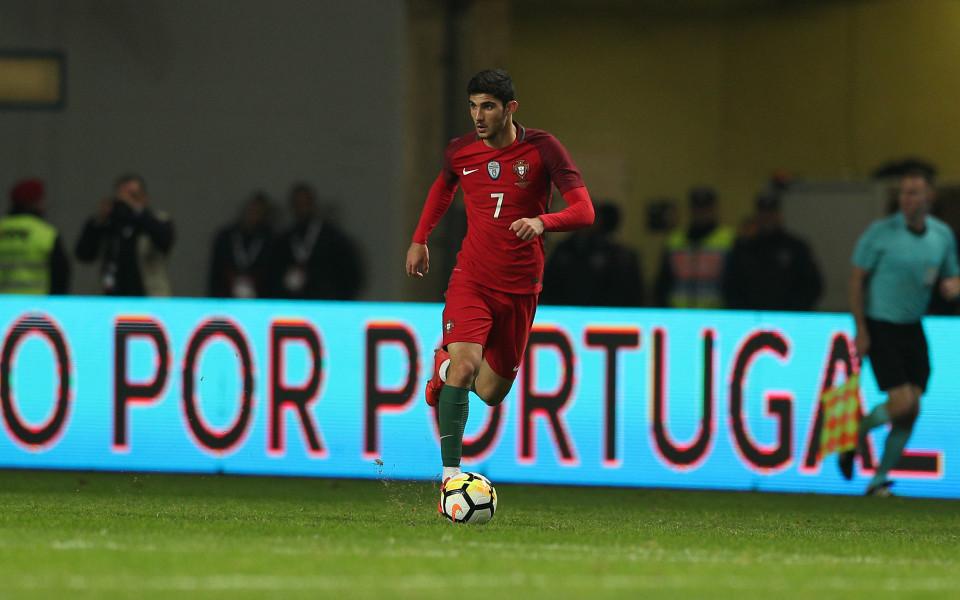 Гедеш: Всички искаме да играем до най-добрия футболист в света