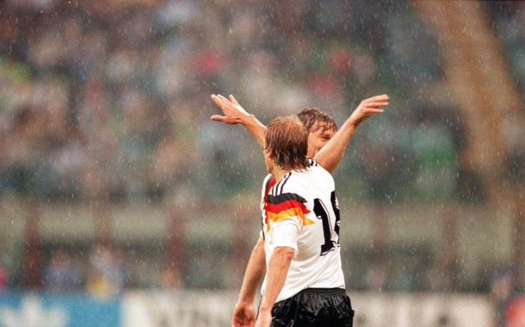 Лудото италианско лято на Германия през 1990-а