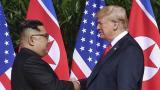 Тръмп се среща с Ким Чен-ун пак
