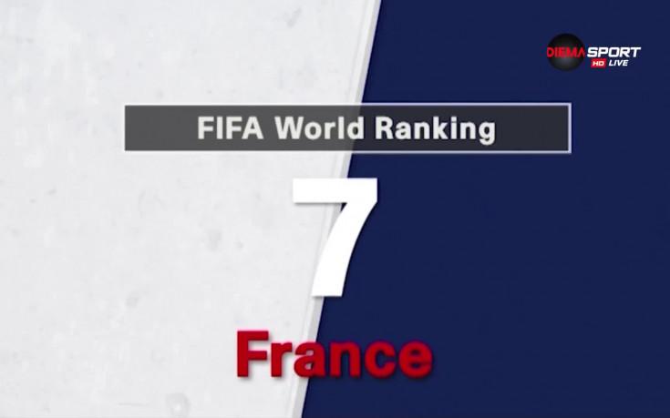 Франция ще бори Австралия, Перу и Дания в група