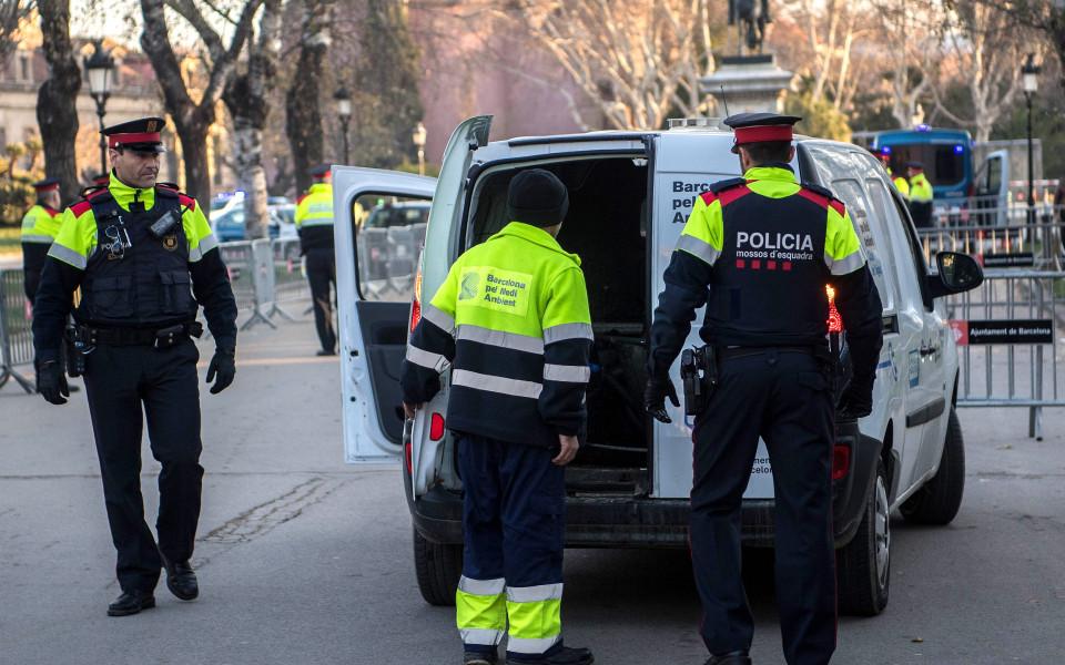 В Испания: Поне 20 души задържани заради уговорени мачове