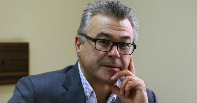 Водещият финансист Бисер Манолов става новата движеща сила във Forbes