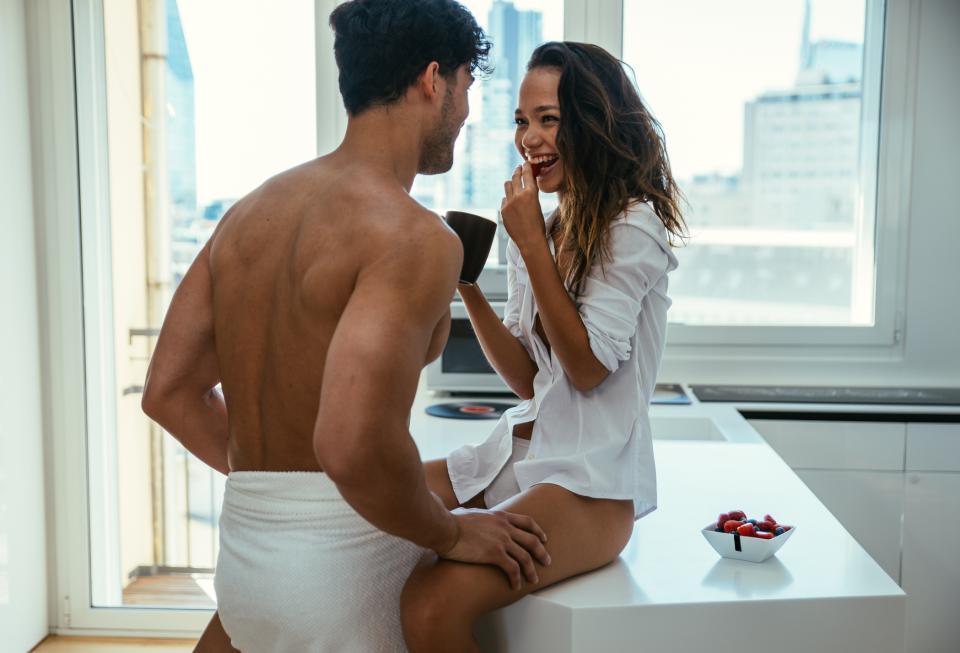 Под завивките секс мозък хормони