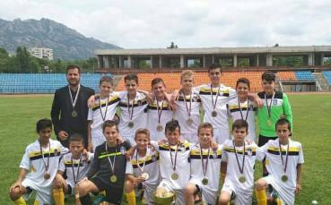 Витоша 13 би Ботев Пловдив и взе купата