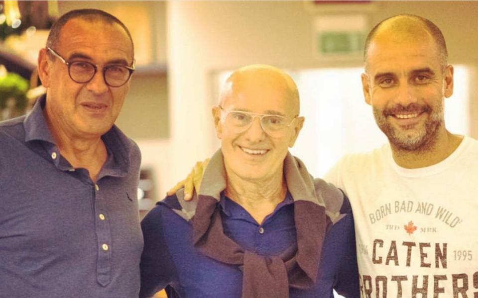 Голяма треньорска среща в Италия