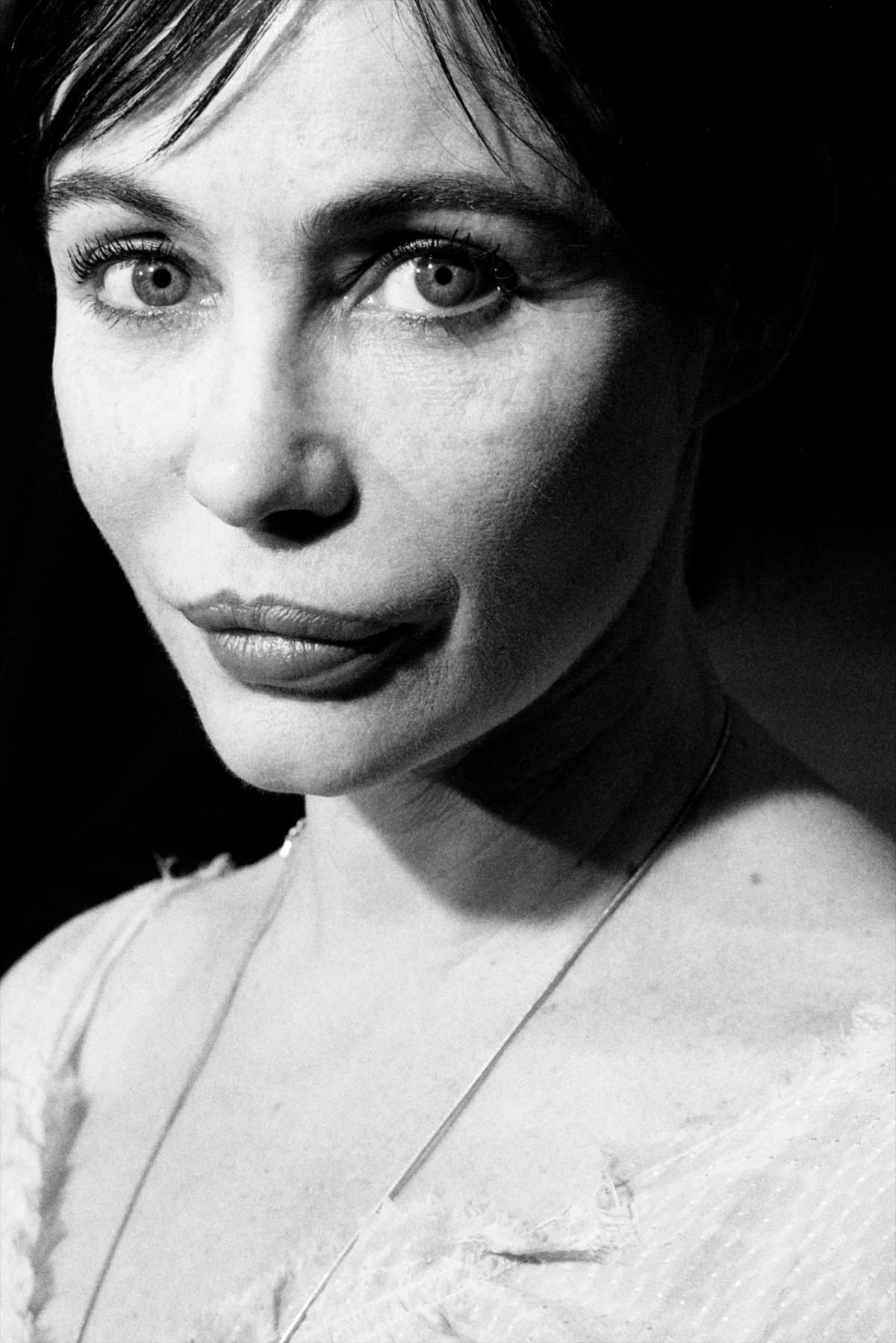 Актрисата Еманюел Беар