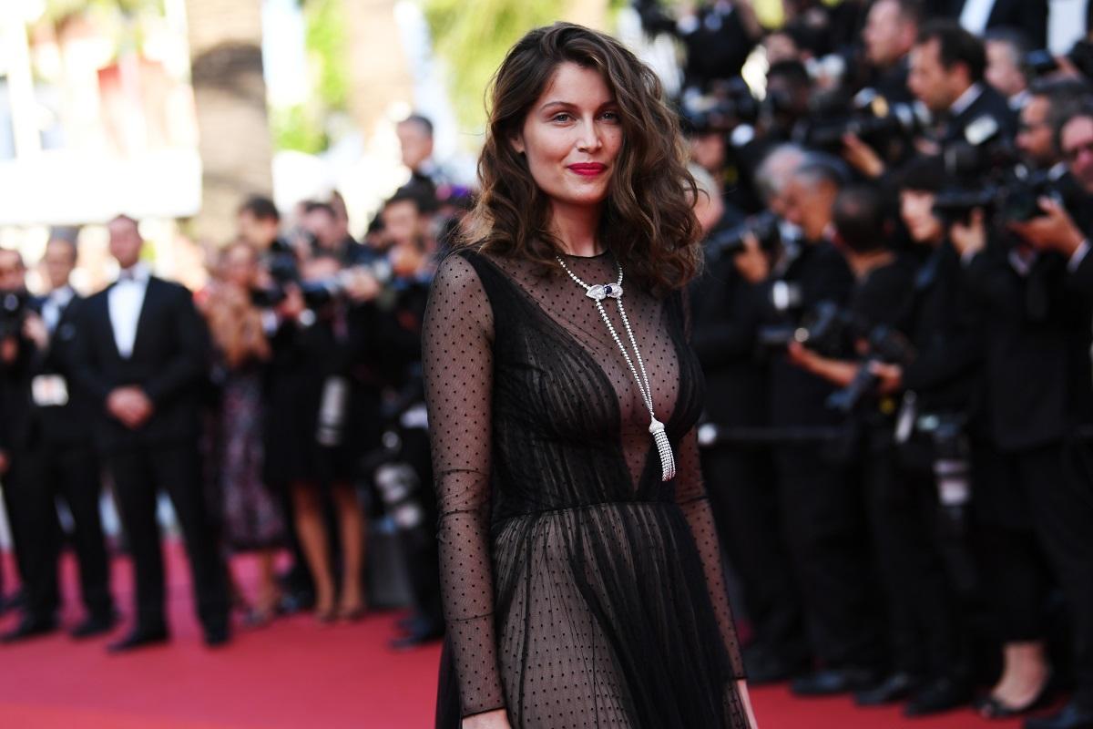 Летисия Каста - един от диамантите на френското кино